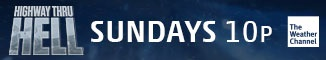 The Weather Channel Banner Ad